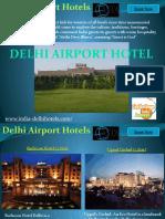 Delhi Airport Hotel