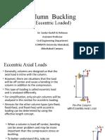 Lec 9- Secant Formula