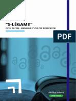 Open Access - Manuale d'uso per ricercatori