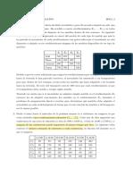 Ejercicios optimización - modelización matemática