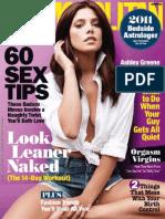 Cosmopolitan USA - January 2011