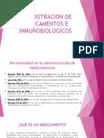 CLASES DE MEDICAMENTOS 1