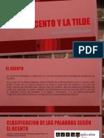 EL ACENTO Y LA TILDE.pptx