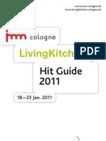Imm Cologne Hitguide 2011