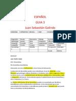 Guia 3 Español