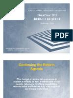 fy2011_BudgetBriefing
