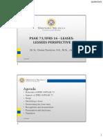 IFRS 16 - PSAK 73
