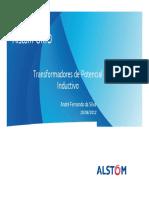 3 - Transformadores de Tensión Inductivo