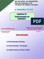 Capitulo II-Instrumentos de Medicion-Topografia TV 113 FIC UNI 2019 01.pdf