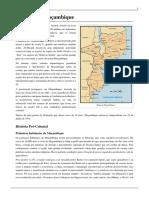 História de Moçambique.artigo