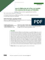 Macias-Bayona revista UNIPEP y modelo organizacional