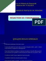 TP N_1 - OBSERVATION EN PEDIATRIE