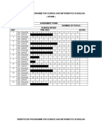 Opsme Science Form 1
