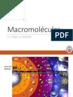 Clase 3 - Estructura de macromoleculas