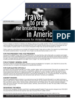 Freedom to Pray for America - July 2020