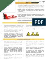 A1-I05 FICHA DE SEGURIDAD ESTIBADORA v.1