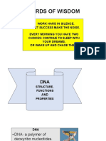 2 DNA STRUCTURE AND RNA.doc