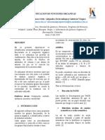 IDENTIFICACION DE FUNCIONES ORGANICAS LABORATORIO ORG. 2