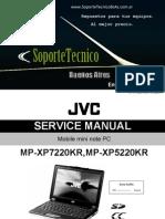Jvc Mini Note Mp-xp7220kr 5220kr