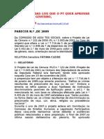Proyecto de Ley 122 Brasil