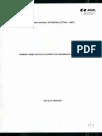 1º Termo Aditivo ao Contrato de Concessão de Geração 008-2006