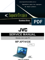 Jvc Mini Note Mp-xp741de
