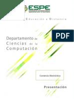 COMERCIO ELECTRONICO PRESENTACION
