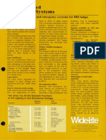 Wide-Lite Transistorized Arc Control Systems (TAC) 1979