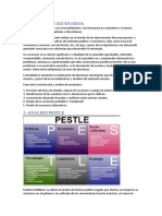 ANALISIS ESTRATEGICO - Resumen