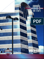 Wide-Lite Effex Series Area Light Brochure 1996