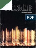 Wide-Lite Lighting Product Catalog 1981