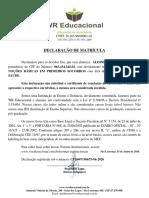 Declaracao de Matricula - Noções Básicas em Primeiros Socorros (1).pdf