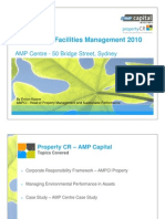 Corporate Responsibility and Sustainable Facilities Management