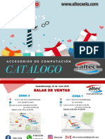 CATALOGO ACCESORIOS JUNIO 2020