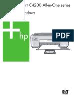 Impressora HP C4280