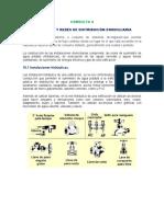 CONSULTA ACUEDUCTO Y REDES DE DISTRIBUCIÓN DOMICILIARIA