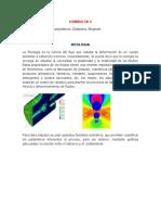 CONSULTA Reología, Fluidos Pseudoplásticos, Dilatantes, Bingham