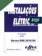 Instalações Elétricas 3ed - Nery.pdf
