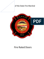 Fire Rated Door Booklet (PDF)