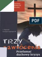 Garrigou-Lagrange Reginald - Trzy nawrócenia.pdf
