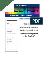 Spectrum Feb 2010 Volumes 1 2 3