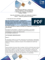 Guia de actividades y Rúbrica de evaluación_Unidad 1_Tarea 1_Informe gestión de compras