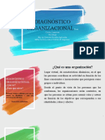 Introducción al Diagnóstico Organizacional