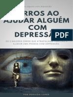 ebook - 3 Erros ao Ajudar Alguém com Depressão - Rosiléia Lopes