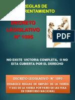 Expo-d. Leg 1095 Sesion 1