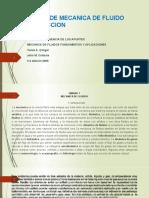 1 INTRODUCCION A LA MECANICA DE LOS FLUIDOS (1)