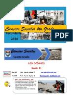 Semana 12 - Ciencias Sociales - 4º Sec. - Los Océanos