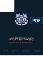 United States Coast Guard Diversity Strategic Plan