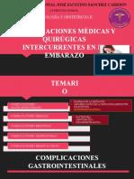 CLASE 10 - COMPLICACIONES EN EL EMBARAZO II.pptx