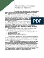 Peran PPKI Dalam Proses Persiapan Kemerdekaan Indonesia